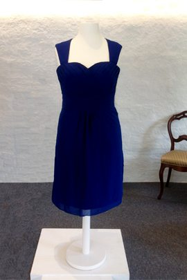 Dark Blue Party Dress